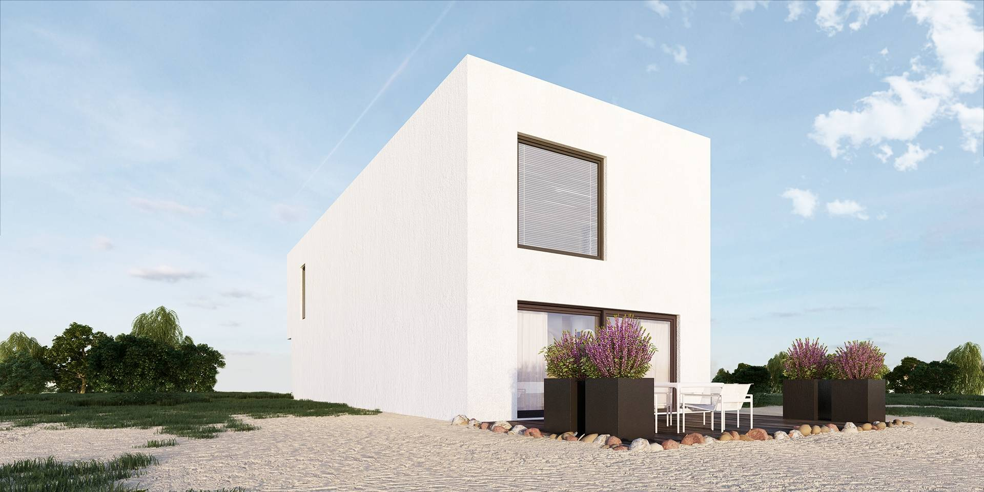 Single-family house TYP C