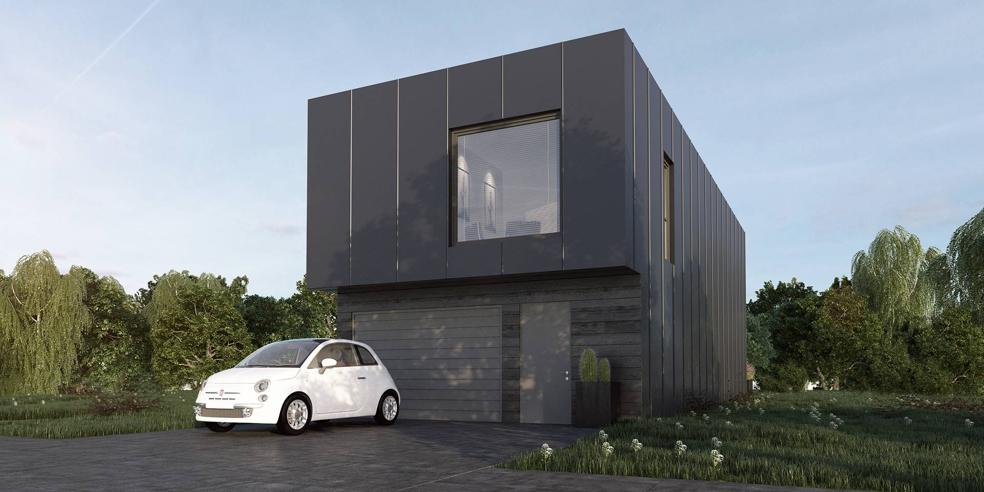 Single-family house TYP A